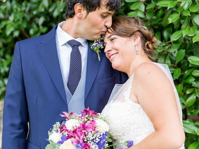 La boda de Ricardo y Yolanda en Navacepedilla De Corneja, Ávila 17