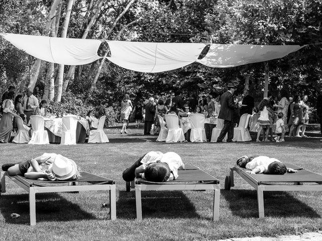 La boda de Ricardo y Yolanda en Navacepedilla De Corneja, Ávila 19