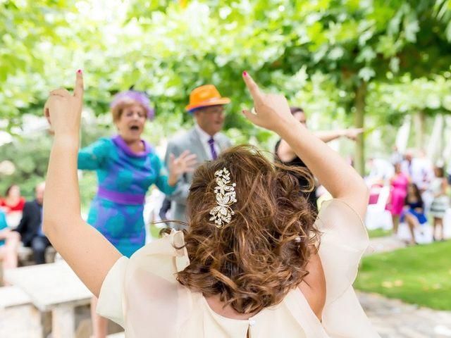 La boda de Ricardo y Yolanda en Navacepedilla De Corneja, Ávila 25