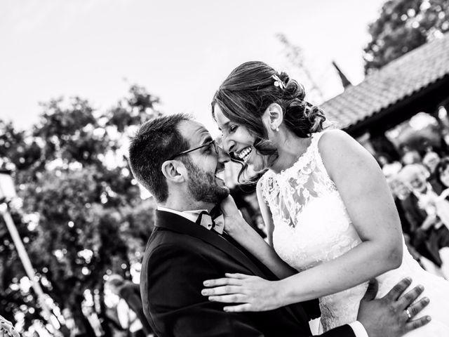 La boda de Mario y Sandra en San Agustin De Guadalix, Madrid 13