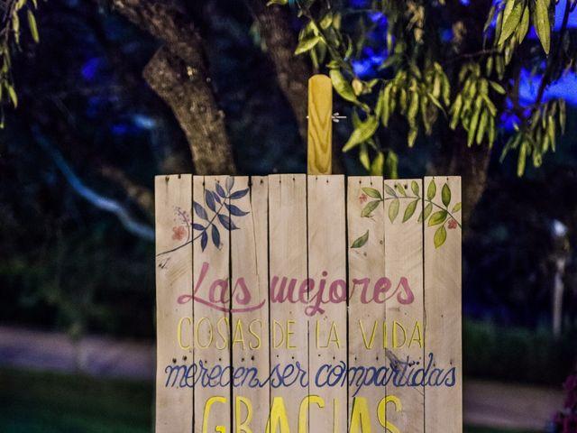 La boda de Mario y Sandra en San Agustin De Guadalix, Madrid 14