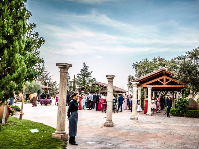 La boda de Mario y Sandra en San Agustin De Guadalix, Madrid 18