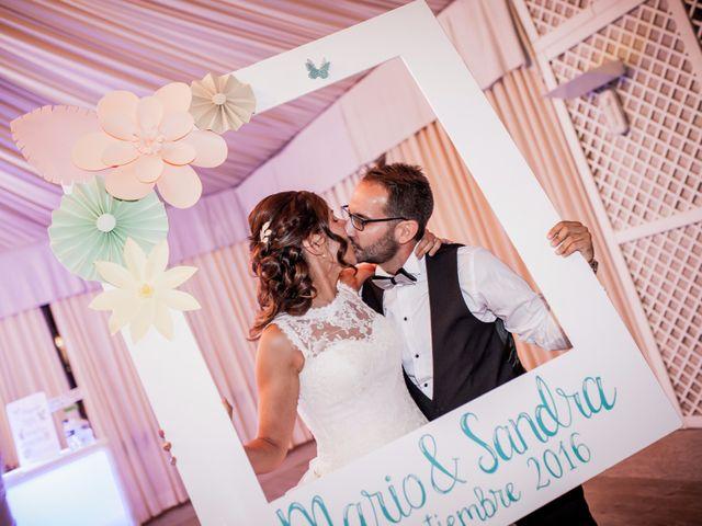 La boda de Mario y Sandra en San Agustin De Guadalix, Madrid 21