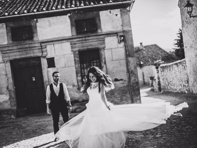 La boda de Mario y Sandra en San Agustin De Guadalix, Madrid 2