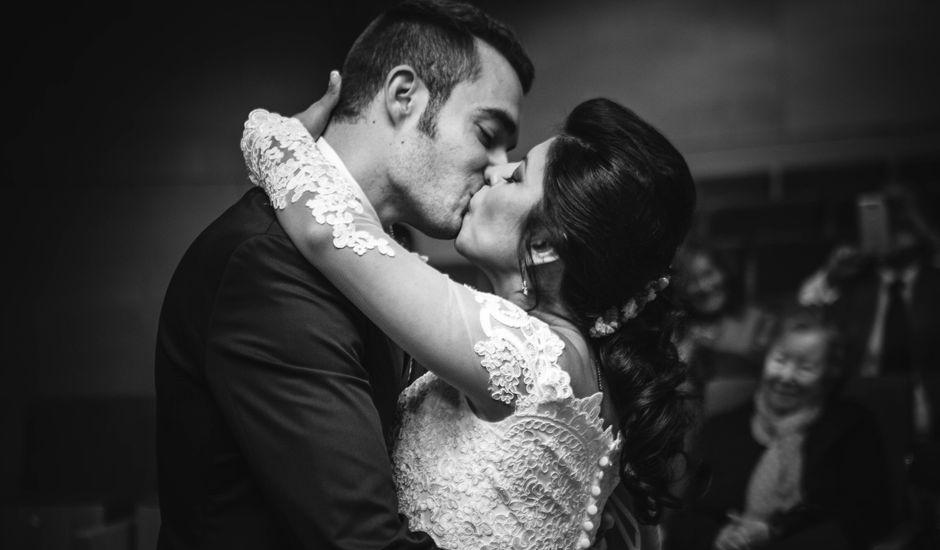 La boda de Alejandro  y Sarai  en Boadilla Del Monte, Madrid