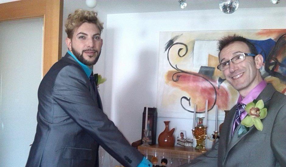 La boda de Andrés  y Agustín en Mollet Del Valles, Barcelona