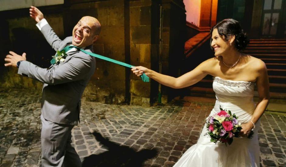 La boda de Damián  y Nati  en Las Palmas De Gran Canaria, Las Palmas