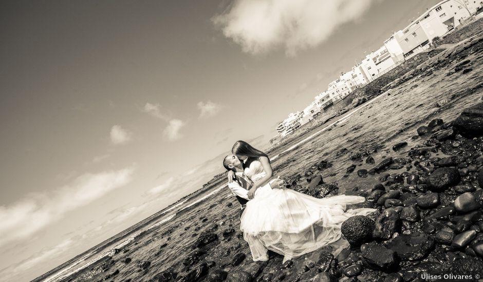 La boda de Roberto y Marta en Arucas, Las Palmas