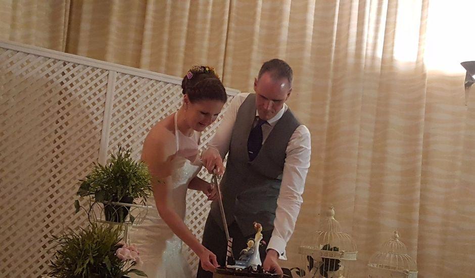 La boda de Chema y Katja en Velez Malaga, Málaga