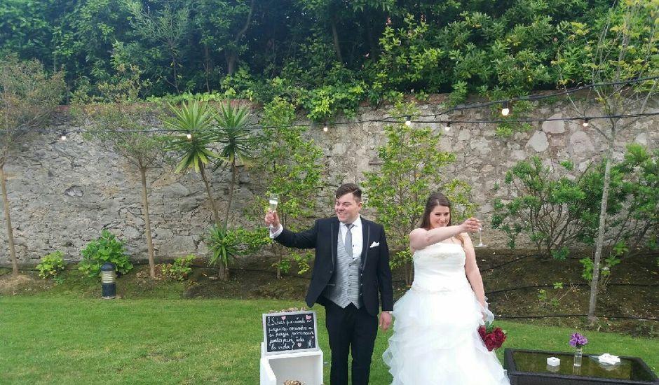La boda de Jonathan y Andrea en Santander, Cantabria