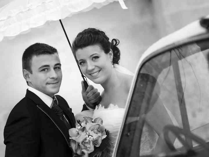 La boda de Tania y Jairo