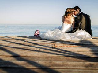 La boda de Ángela y Paco