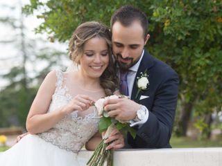La boda de Angela y Sergio