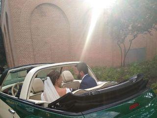 La boda de Brezo y Santiago 3