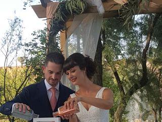 La boda de María José  y Jaime