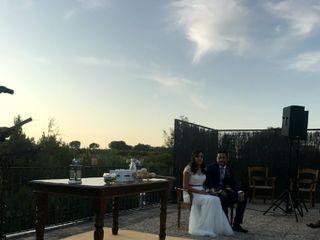 La boda de Juampe y Irma 1