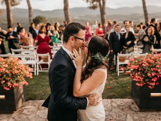 La boda de Elena y Adolfo