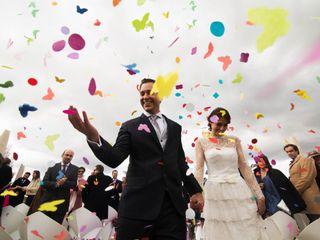 La boda de Leire y Diego