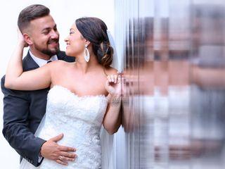 La boda de Marina y Adrian
