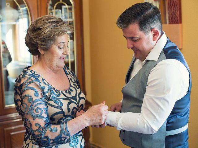 La boda de Diego y Laura en Pozal De Gallinas, Valladolid 2