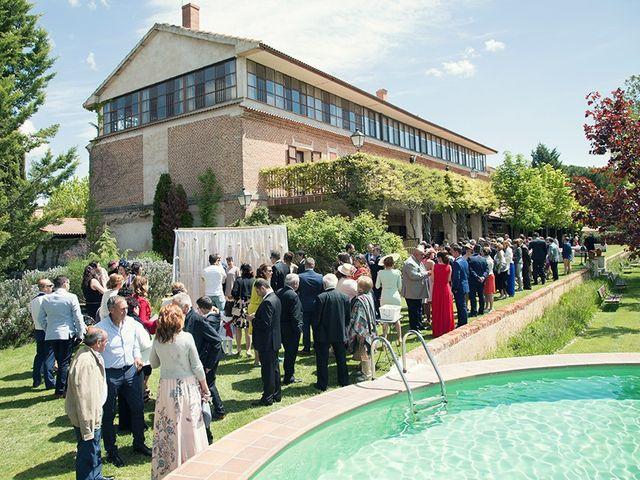 La boda de Diego y Laura en Pozal De Gallinas, Valladolid 5