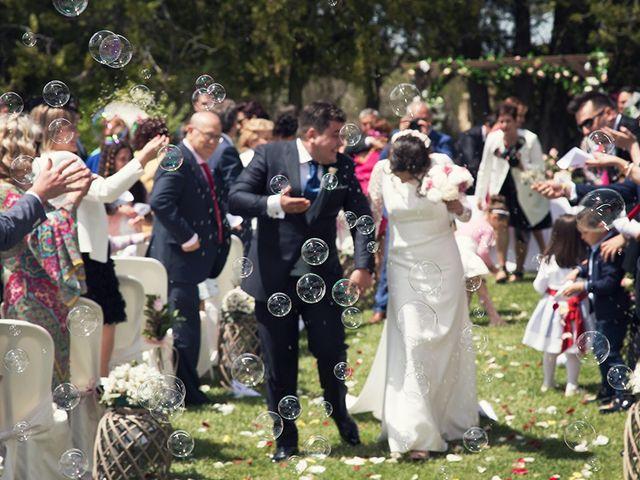 La boda de Diego y Laura en Pozal De Gallinas, Valladolid 12