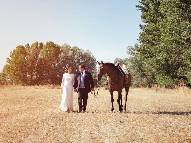 La boda de Diego y Laura en Pozal De Gallinas, Valladolid 15