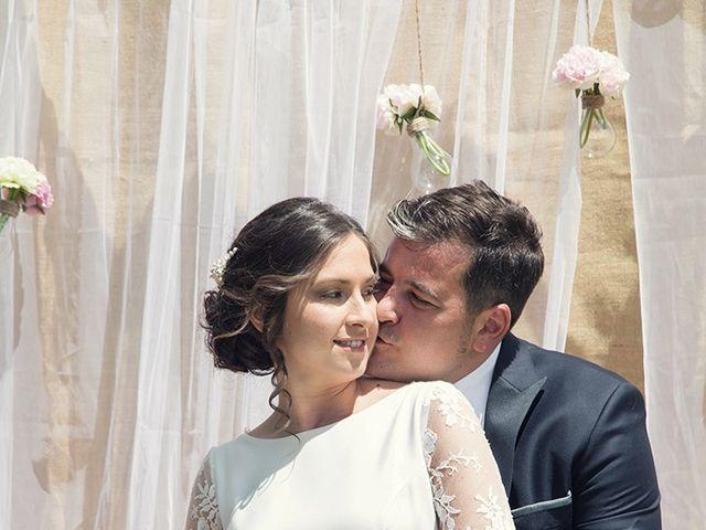 La boda de Diego y Laura en Pozal De Gallinas, Valladolid 18
