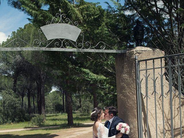 La boda de Diego y Laura en Pozal De Gallinas, Valladolid 19