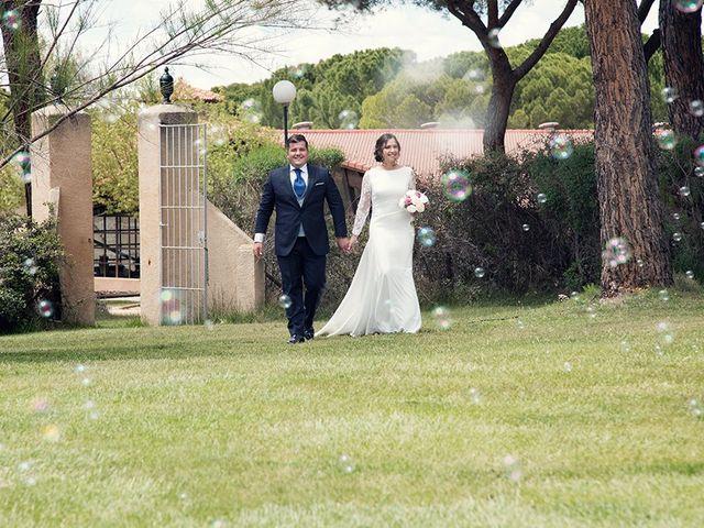 La boda de Diego y Laura en Pozal De Gallinas, Valladolid 20