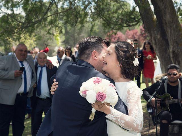 La boda de Diego y Laura en Pozal De Gallinas, Valladolid 25