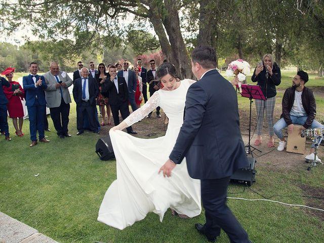 La boda de Diego y Laura en Pozal De Gallinas, Valladolid 26