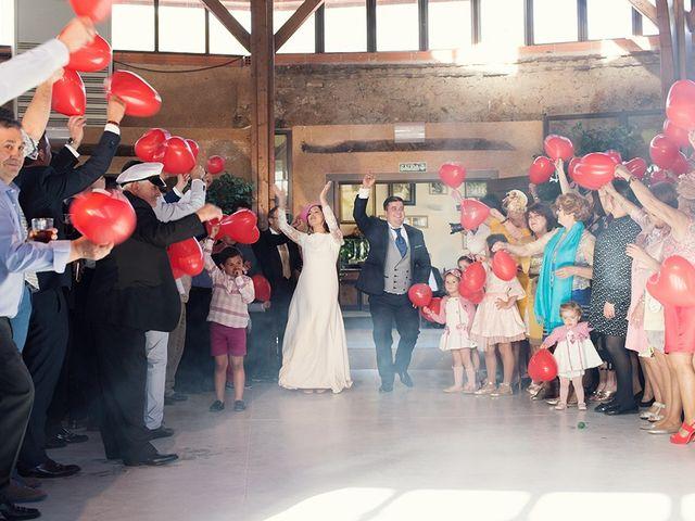La boda de Diego y Laura en Pozal De Gallinas, Valladolid 30