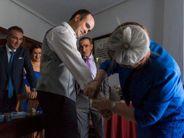 La boda de Ramón y Ana en Tarazona De La Mancha, Albacete 4