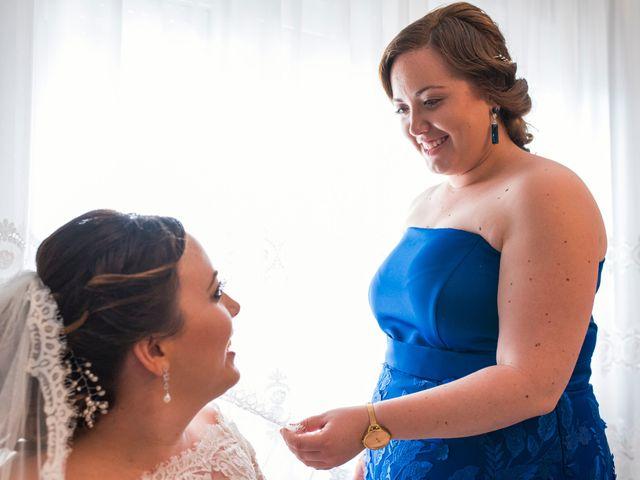 La boda de Ramón y Ana en Tarazona De La Mancha, Albacete 6