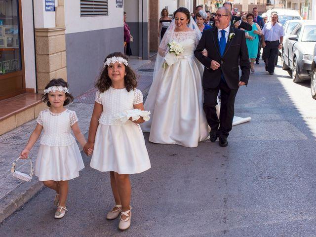 La boda de Ramón y Ana en Tarazona De La Mancha, Albacete 9