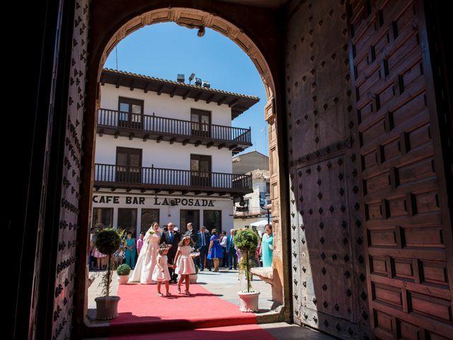 La boda de Ramón y Ana en Tarazona De La Mancha, Albacete 11