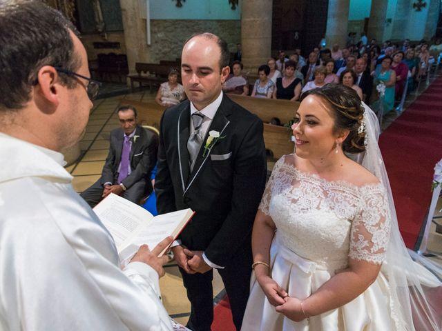 La boda de Ramón y Ana en Tarazona De La Mancha, Albacete 12
