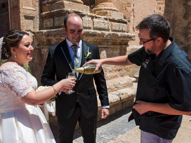 La boda de Ramón y Ana en Tarazona De La Mancha, Albacete 17