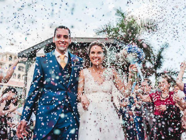 La boda de Silvia y Fede