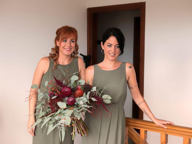 La boda de David y Ela en Llabia, Girona 10