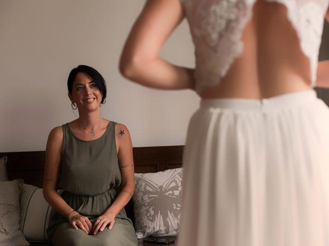 La boda de David y Ela en Llabia, Girona 11