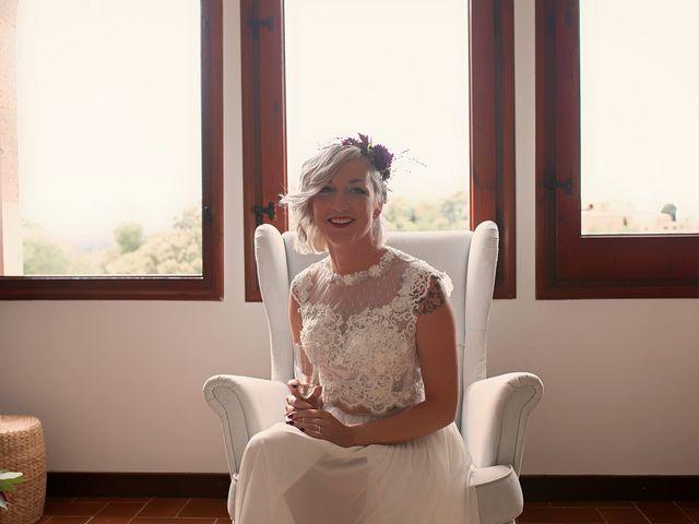 La boda de David y Ela en Llabia, Girona 14