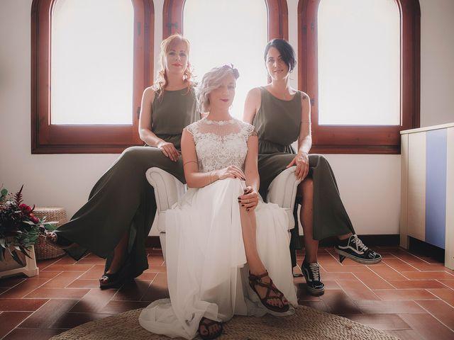 La boda de David y Ela en Llabia, Girona 21