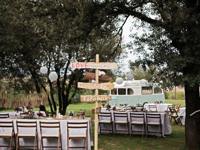 La boda de David y Ela en Llabia, Girona 49