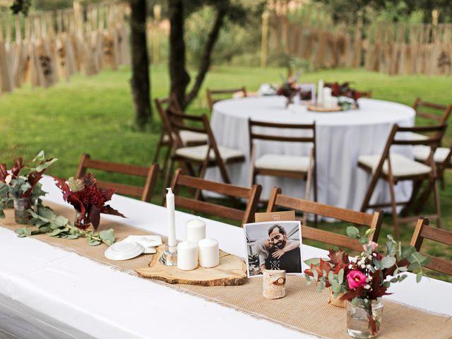 La boda de David y Ela en Llabia, Girona 50