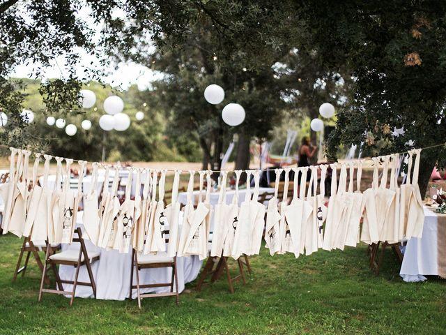 La boda de David y Ela en Llabia, Girona 52