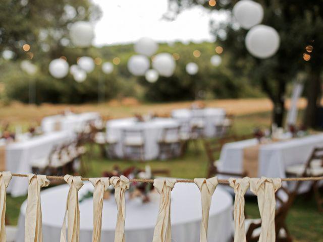 La boda de David y Ela en Llabia, Girona 55
