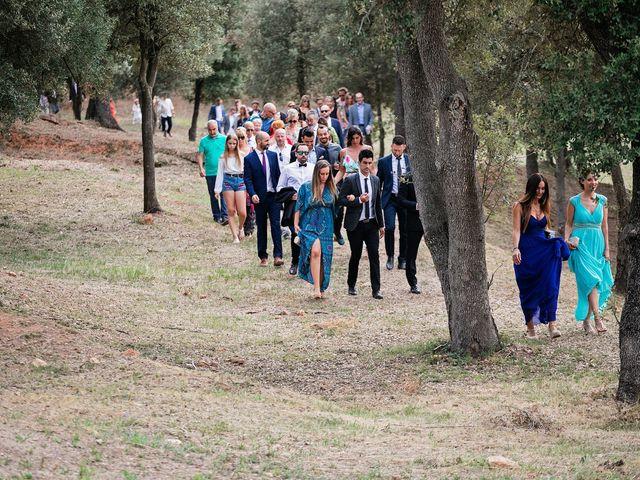La boda de David y Ela en Llabia, Girona 57
