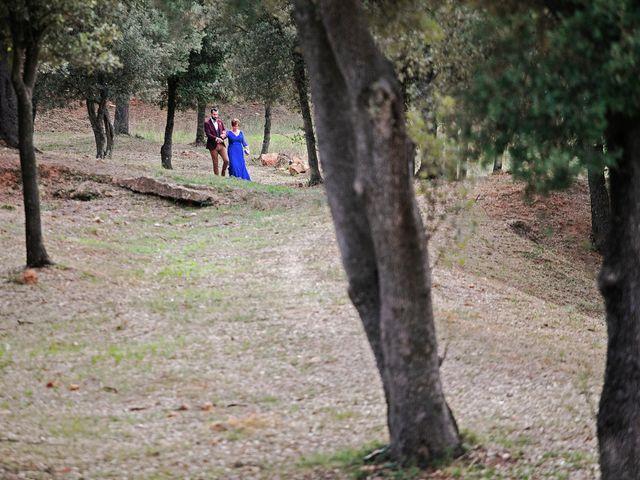 La boda de David y Ela en Llabia, Girona 58